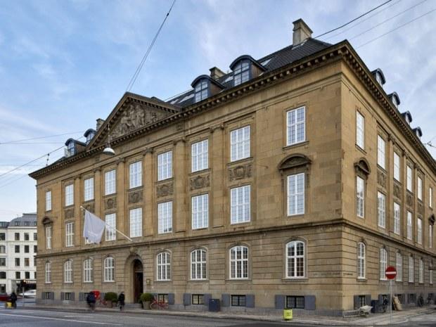 Nobis Hotel Copenhagen - facade
