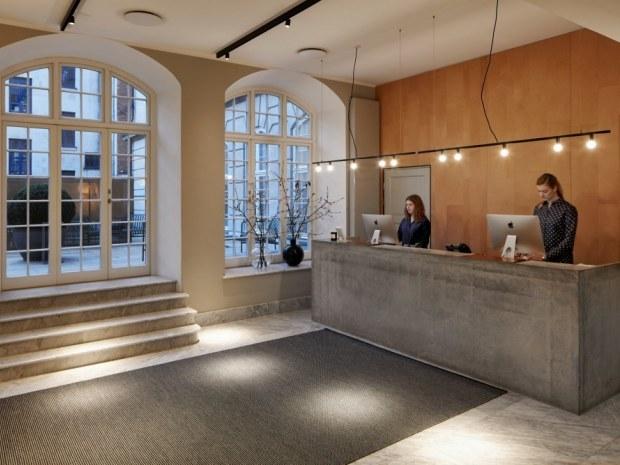 Nobis Hotel Copenhagen - reception