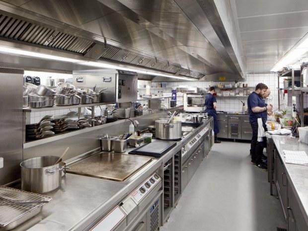 Nobis Hotel Copenhagen - køkken