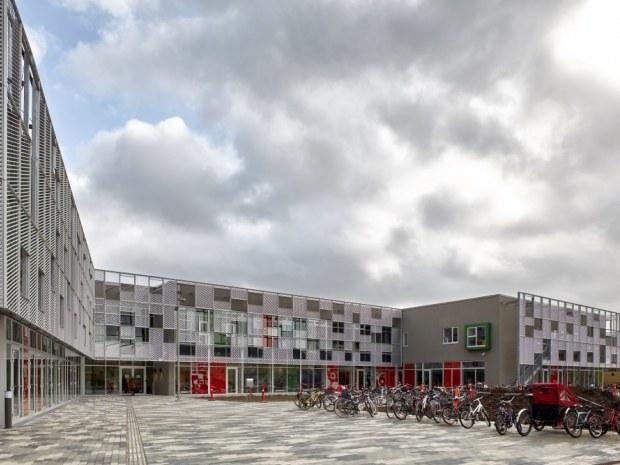 Ny Frederiksberg Skole - Beliggenheden