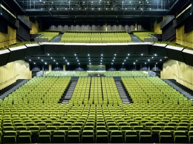 Odeon Musik- og Teaterhus - Salene