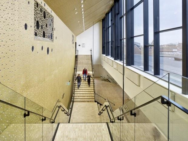 Odeon Musik- og Teaterhus - Interiøret