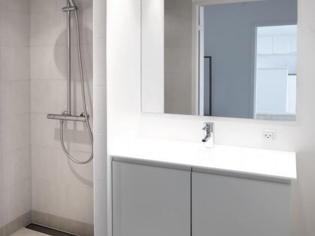 Pærelunden - badeværelse