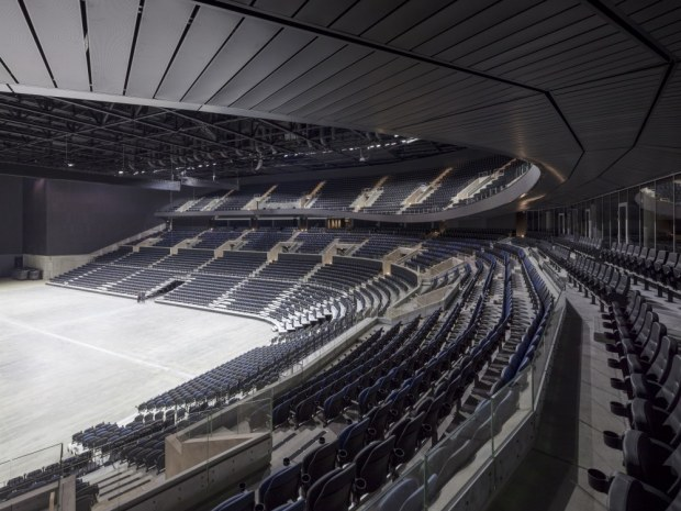 Royal Arena - Komforten