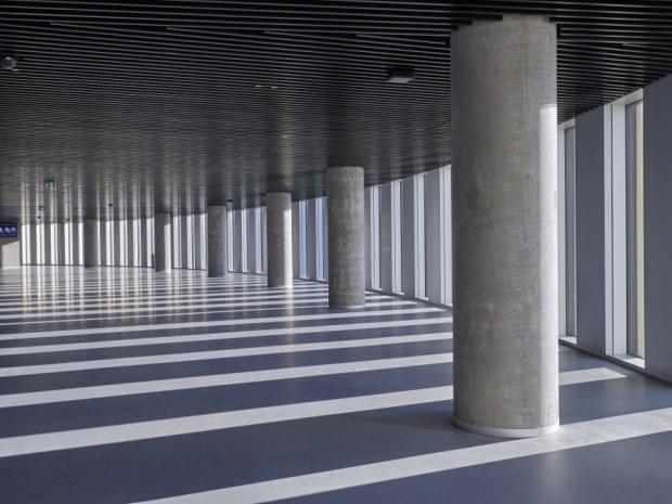 Royal Arena - Søjledragerdæk