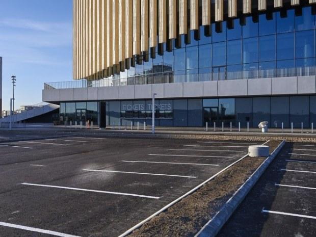 Royal Arena - Parkeringen