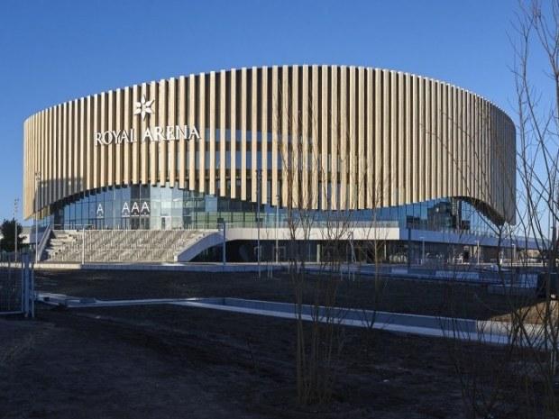 Royal Arena - Byggeriet