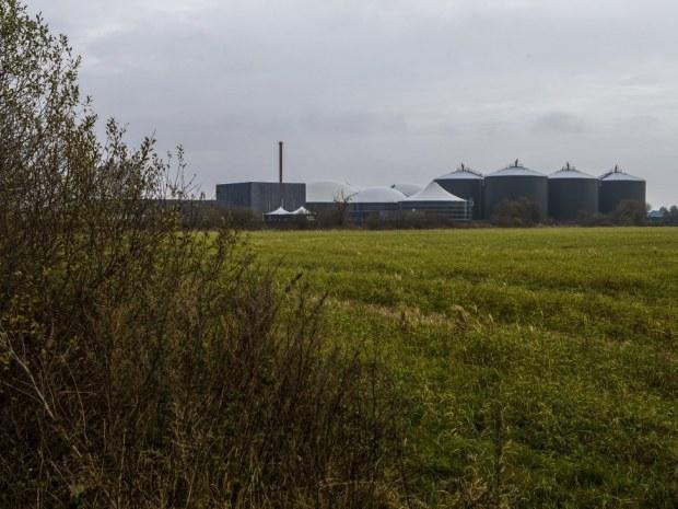 Sønderjysk Biogas Bevtoft - Beliggenheden