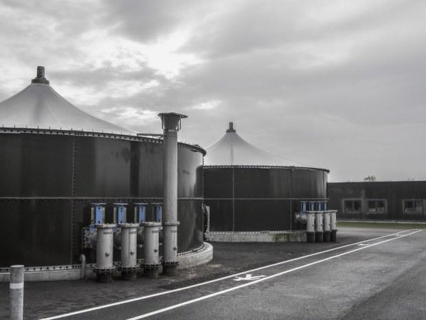 Sønderjysk Biogas Bevtoft - Bygge-anlægsdelen