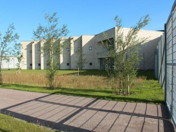 Storstrøm Fængsel - hegn