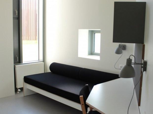 Storstrøm Fængsel - celle