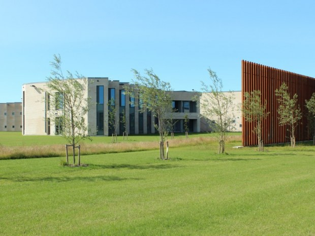 Storstrøm Fængsel - facade