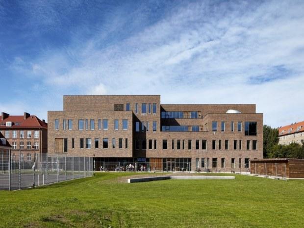 Sundbyøster Skole - facade
