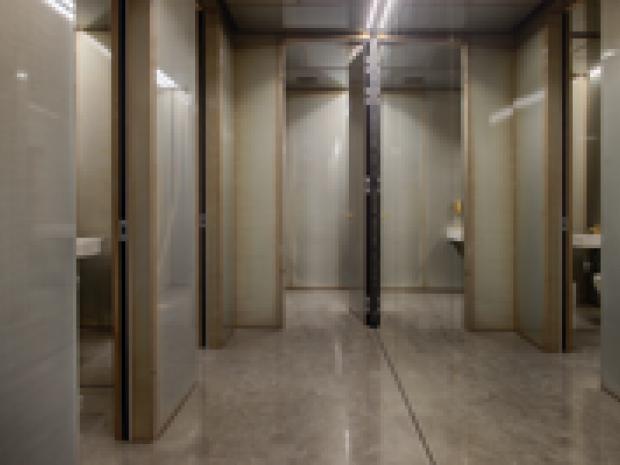 Tirpitz - toilet