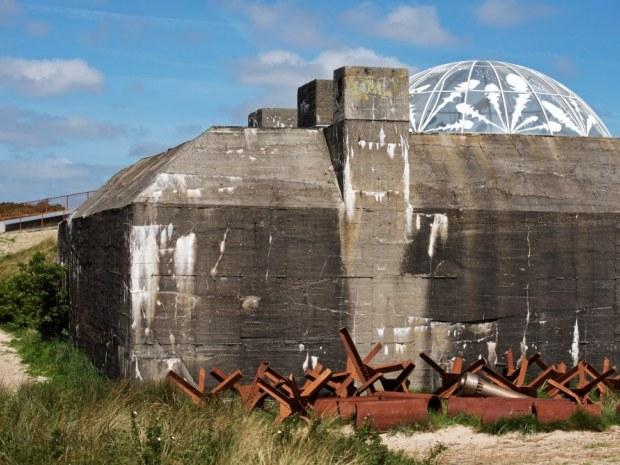 Tirpitz - bunker