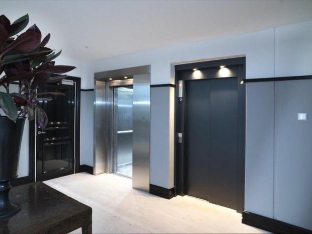 Tivoli Food Hall og Hotel - elevatorer