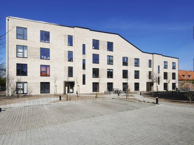 Valdemarsgade/Sonnesgade - facade