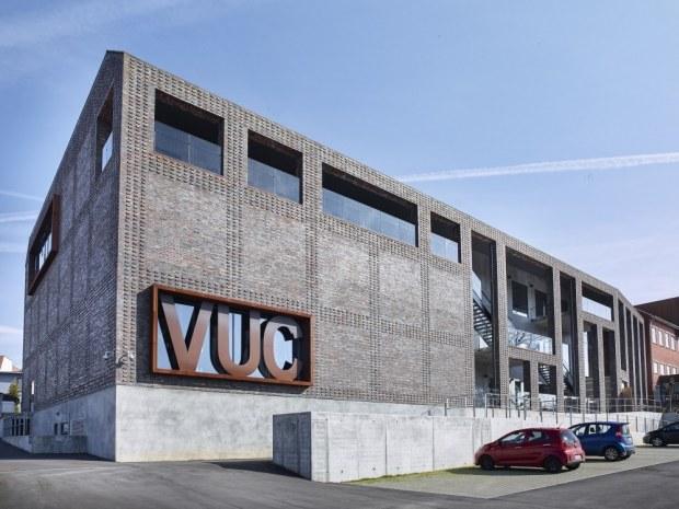 VUC Syd - facade