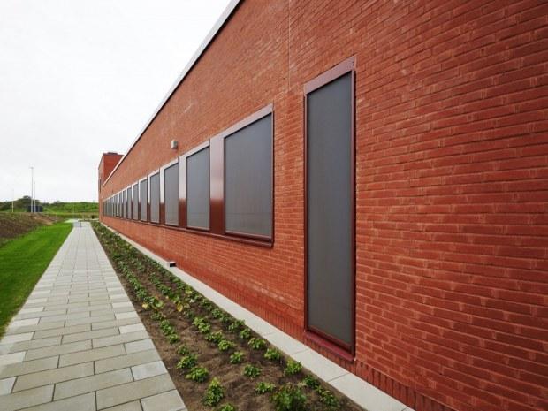 Aarhus Universitetshospital Psykiatrien - solafskærmning