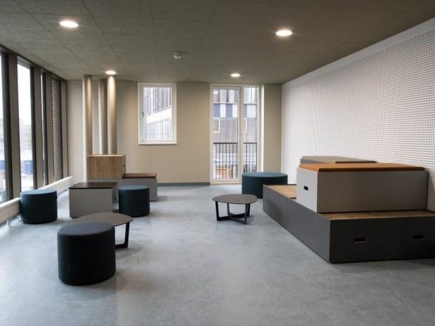 Alssund-kollegiet - værelse