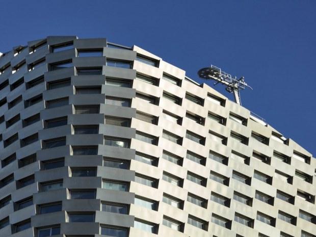 Amager Bakke - alu-facade