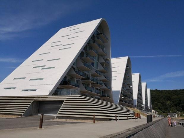 Bølgen 2 - facade