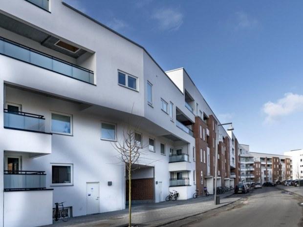 Brunevang - facade