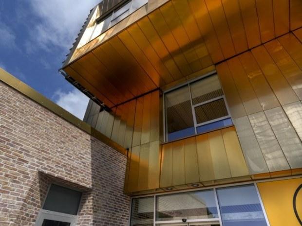 Campus Bornholm - murværk