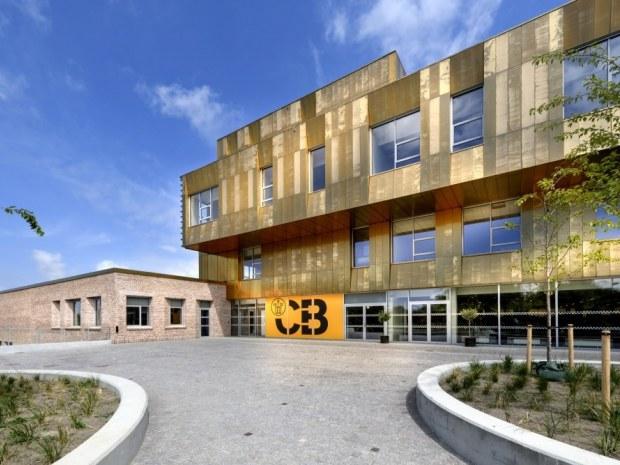 Campus Bornholm - indgang