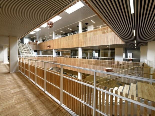 Campus Bornholm - lameller