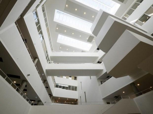 Center for Sundhed - atrium
