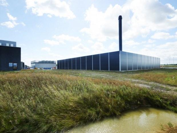 DNV-Gødstrup - facade