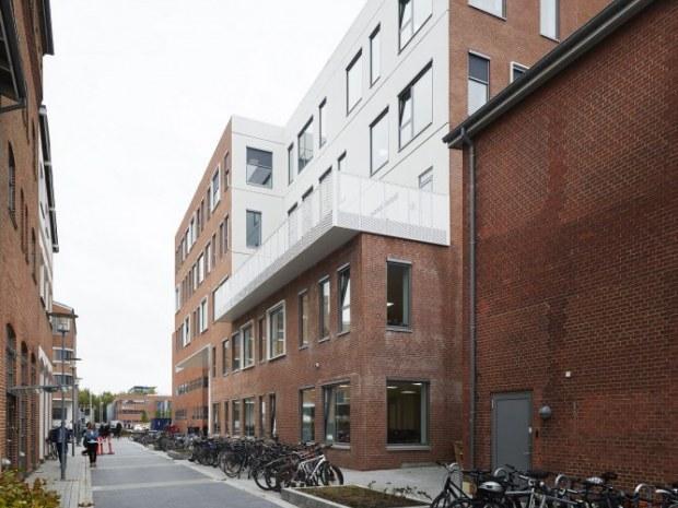 Erhvervsakademi Aarhus, Viby - etagespring