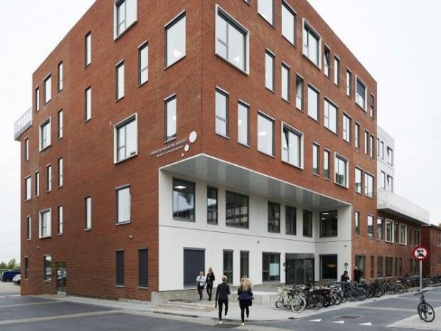 Erhvervsakademi Aarhus, Viby - facade