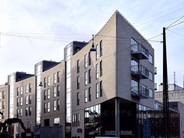 Farumgade - facade