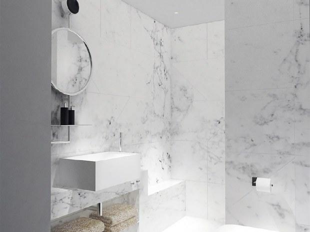 Hotel Herman K - badeværelse