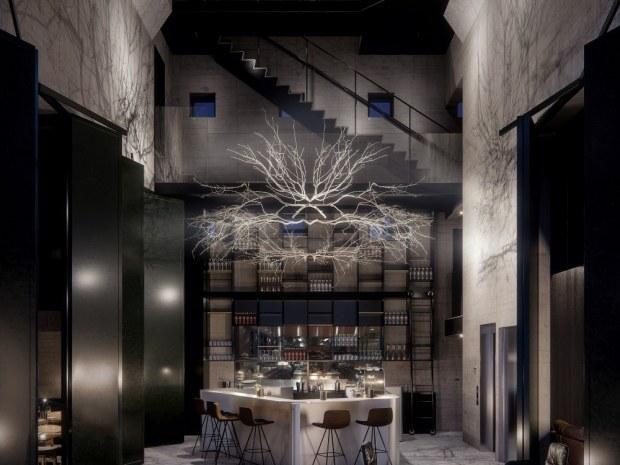 Hotel Herman K - lobby