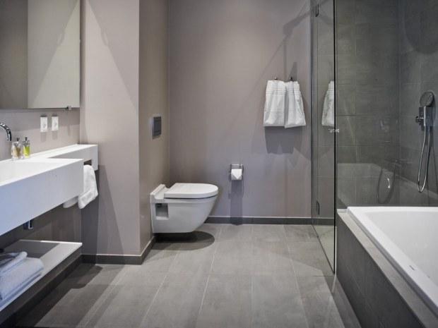 Hotel Odeon - bademiljø