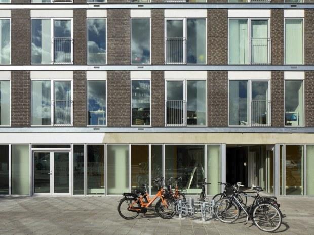 Ib Schønbergs Allé - facade