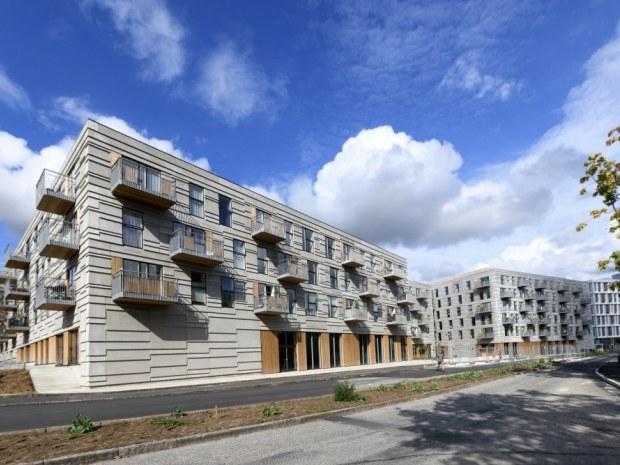 Kanalvej - facade