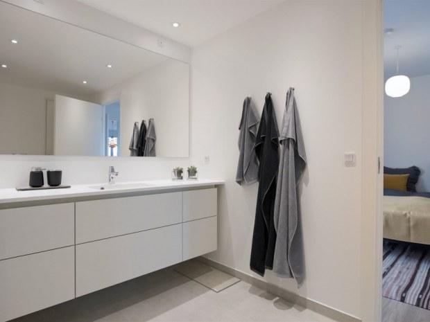 Karreen - badeværelse