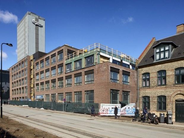 Købke Hus - facade