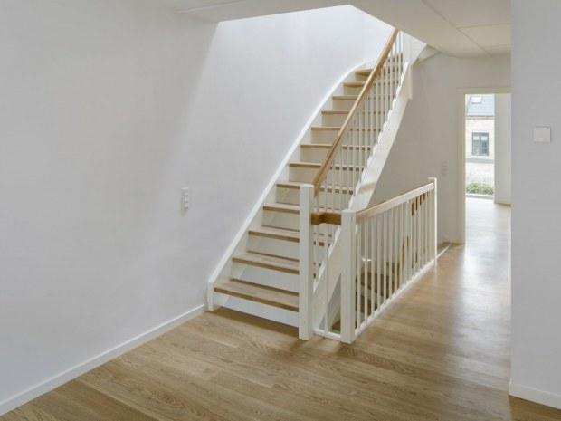 Købke Hus - trappe