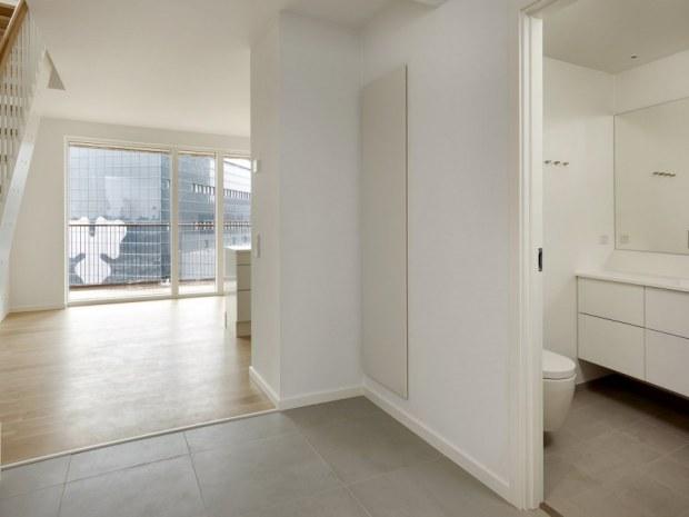 Købke Hus - badeværelse