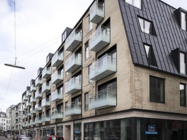Latinergården - facader