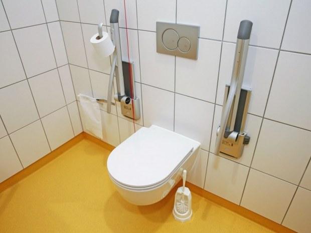 MANA Nykøbing Falster Sygehus - toilet