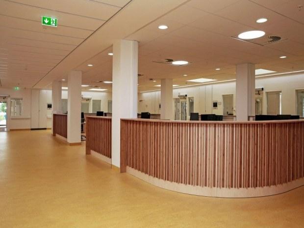MANA Nykøbing Falster Sygehus - intensivafsnit