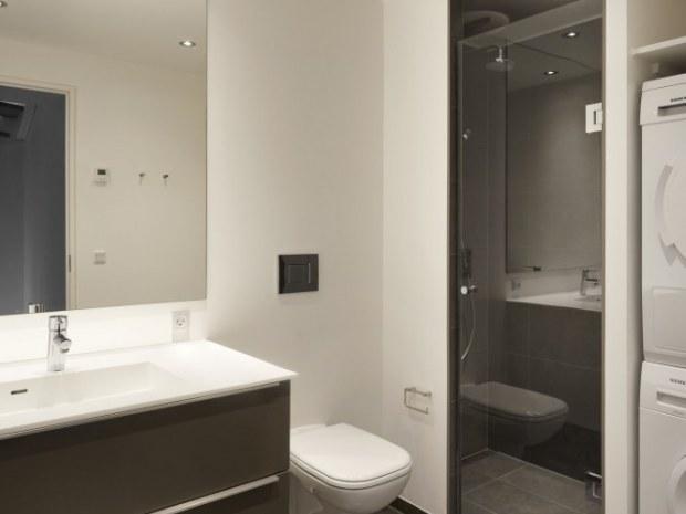 Molehuset og Lærkeholm - badeværelse