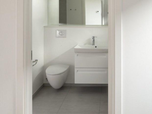 Poppelstykket - badeværelse