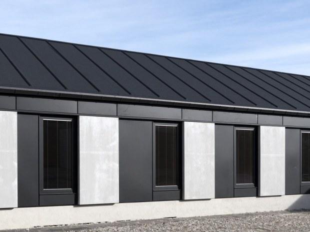 Psykiatrisk Center Ballerup - facade